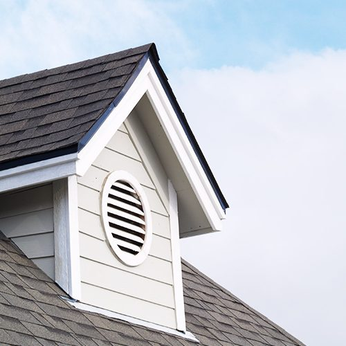 General Roofing Company - Attic Ventilation
