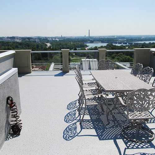 General Roofing Company - Walkable Roof Deck