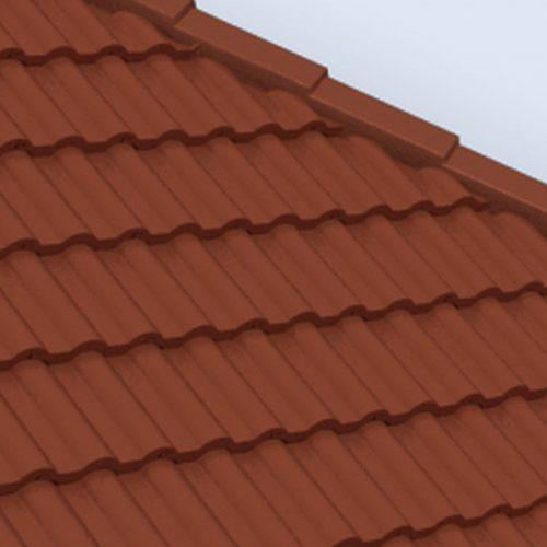 Materials Concrete Roof Tile Boral