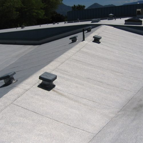 Modified Bitumen Roof System