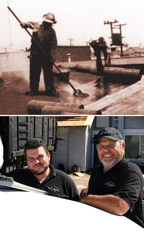 General Roofing Company - History