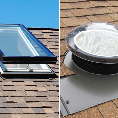 General Roofing Company - Skylight & Solar Tube